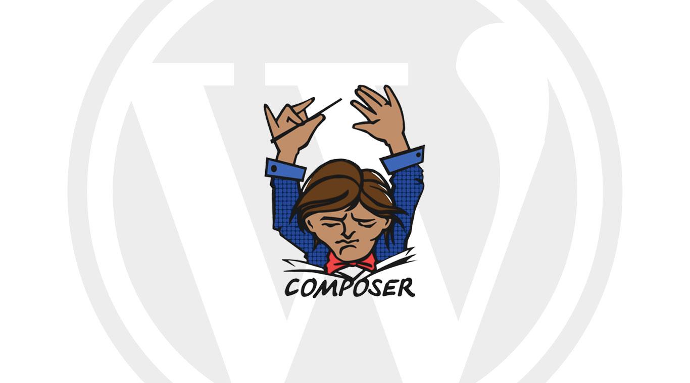 Utiliser Composer avec WordPress